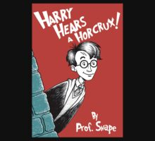 Harry Hears A Horcrux ! by MagicRobot