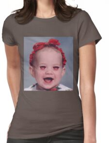Baby Womens Fitted T-Shirt