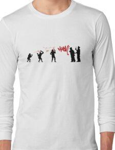 99 Steps of Progress - Self-expression Long Sleeve T-Shirt