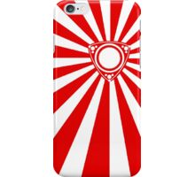 Rising Sun - Rotor iPhone Case/Skin