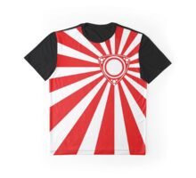 Rising Sun - Rotor Graphic T-Shirt