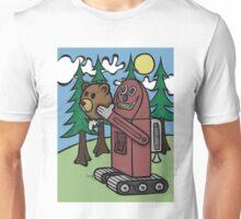 Teddy Bear And Bunny - I Did Good? Unisex T-Shirt