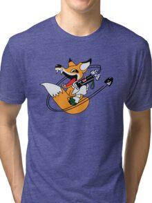 SPECIAL FORCES UNIT Tri-blend T-Shirt