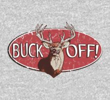 Buck Off Deer Hunter T-Shirt