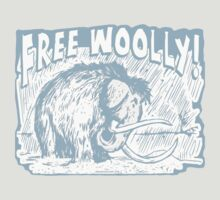 Free Woolly Mammoth T-Shirt