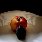 An Apple by lumiwa