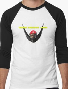Super Mishima Land Men's Baseball ¾ T-Shirt