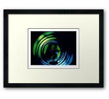 Pipe Dream Framed Print