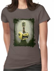 Zombies for Dummies Womens Fitted T-Shirt