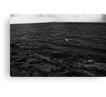 Ireland in Mono: Darling, Rescue Me Canvas Print
