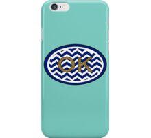 Oklahoma iPhone Case/Skin