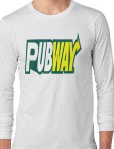 PUBWAY :) Long Sleeve T-Shirt