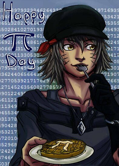 Happy Pi Day! by thooruchan