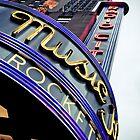 Radio City Music Hall by Jane M.