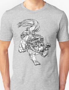 concrete fu dog T-Shirt