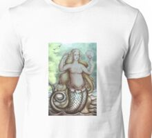 mermaids are pretty Unisex T-Shirt