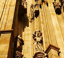 Duomo di Milano II by Tamara Travers