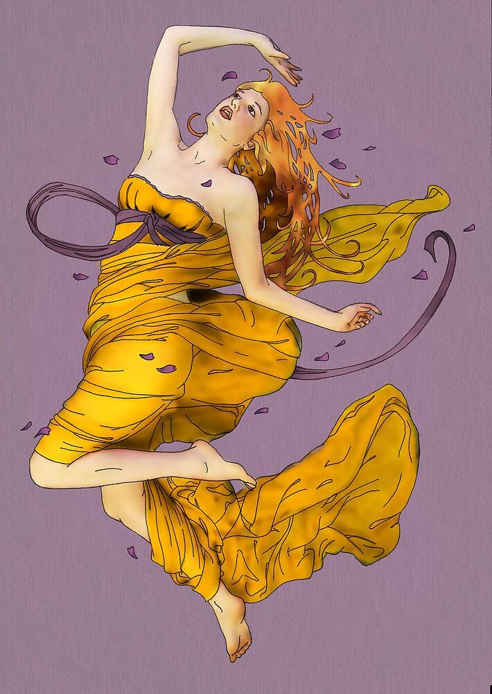 Celebration of Spring by Tiffany Muff