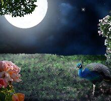 Enchanted Garden by Tiffany Muff