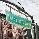 malcom X blvd by vinpez