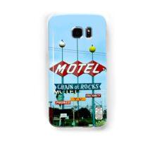 Retro Motel Samsung Galaxy Case/Skin