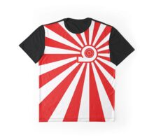 Rising Sun - Turbo Graphic T-Shirt