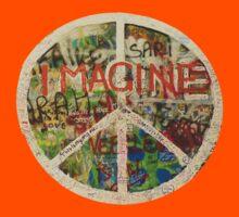 All You Need is Love - The Beatles - John Lennon - Imagine Kids Tee