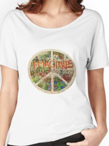 All You Need is Love - The Beatles - John Lennon - Imagine Women's Relaxed Fit T-Shirt