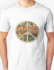 All You Need is Love - The Beatles - John Lennon - Imagine Unisex T-Shirt