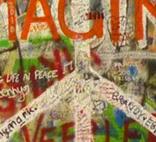 All You Need is Love - The Beatles - John Lennon - Imagine Sticker