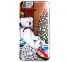 Christmas at Rupert's iPhone Case/Skin