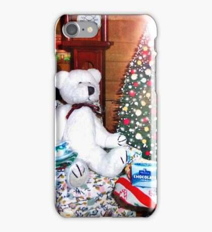 Christmas Eve at Rupert's iPhone Case/Skin