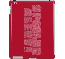 Spoiler Alert! iPad Case/Skin