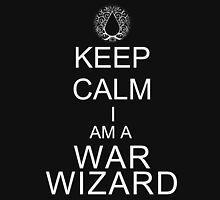 Keep Calm I am a War Wizard Hoodie