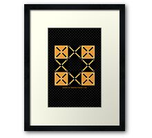 Design 229 Framed Print