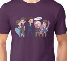 Primeval Ships Unisex T-Shirt