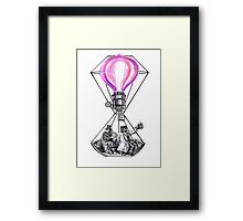 The Adventurers Framed Print