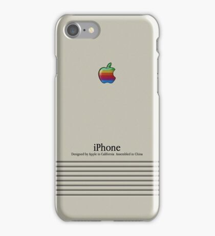 Macintosh iPhone Case iPhone Case/Skin