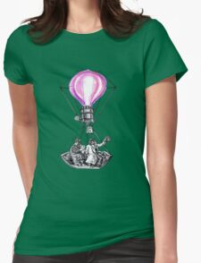 The Adventurers Womens Fitted T-Shirt