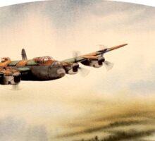 Avro Lancaster Sticker