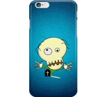 Funny Zombie iPhone Case/Skin