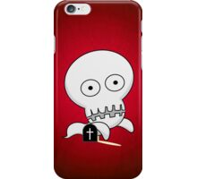 Halloween  Ghost iPhone Case/Skin