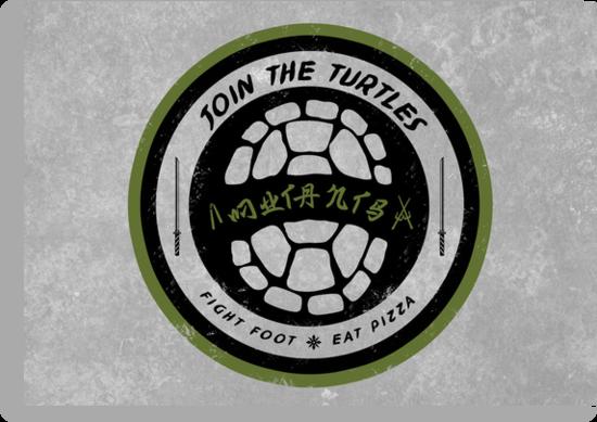 Turtle Recruitment by thehookshot