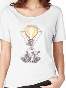 The Adventurers of the Sun and Sky Women's Relaxed Fit T-Shirt