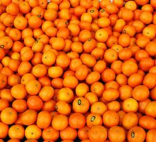 Citrus Lover by Tiffany Muff