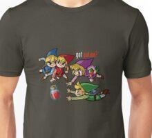 got potion? - four swords Unisex T-Shirt