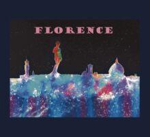 Florence Skyline One Piece - Short Sleeve