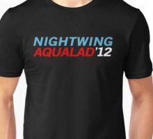 Nightwing Aqualad 2012 Unisex T-Shirt