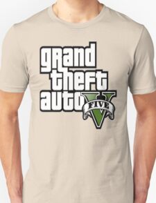 Grand Theft Auto GTA V 5 five Tarz01 T-Shirt