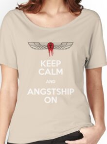 Angstshipping Women's Relaxed Fit T-Shirt